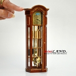 Working Dollhouse Miniature Grandfather Clock WN V4010C-NWNG 1:12 scale